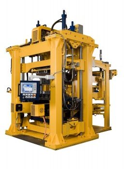 Besser Servopac® Block Machine