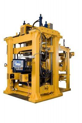 Besser Servopac® Block Machine