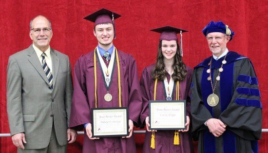 ryan clark scholarship awards - 550×314
